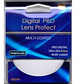 Защитный фильтр Marumi Digital PRO  LENS PROTECT Brass